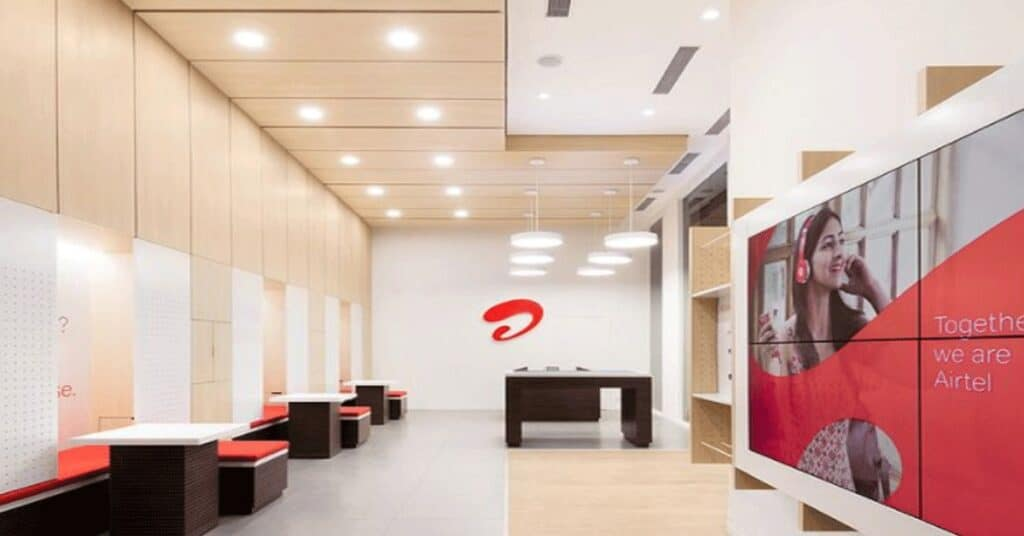 Airtel feature image for Workplace from Facebook blog
