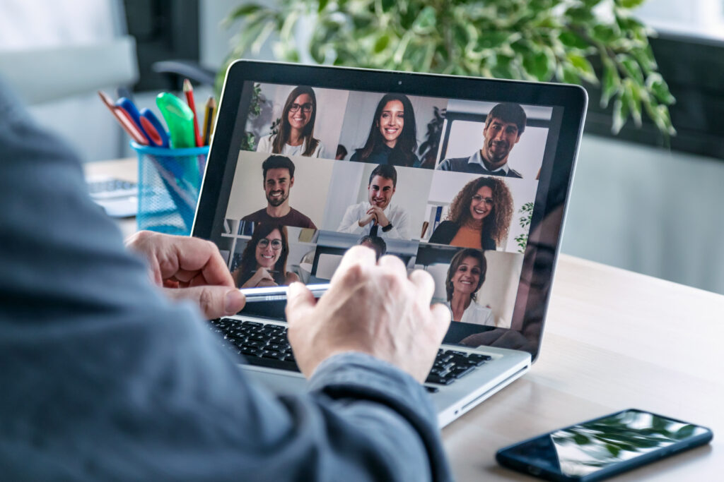Video Calling - Communication with Workplace from Facebook