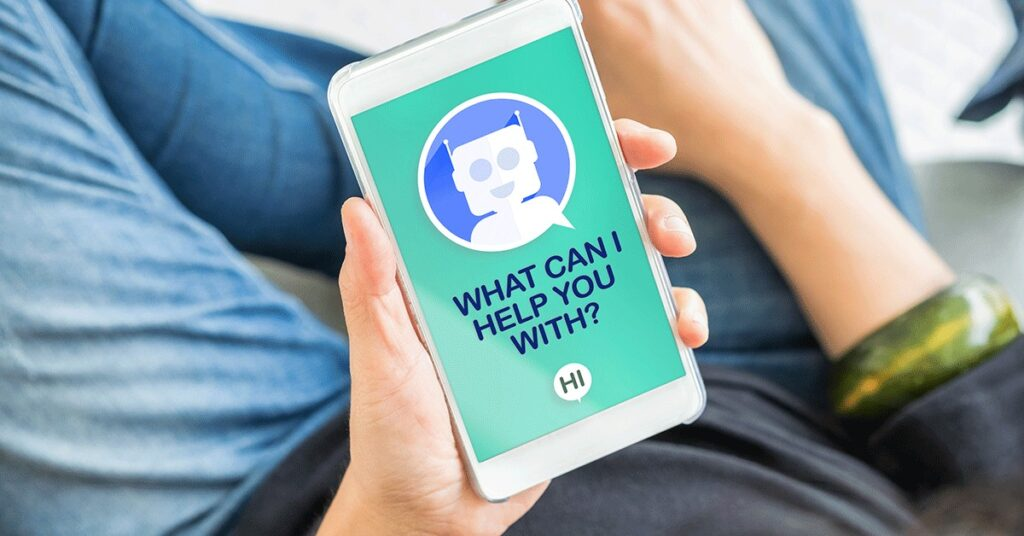 5 reasons why you should use Chatbot in you startup blog - featured image